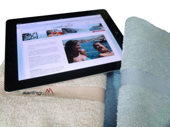 My Sailing Week iPad service