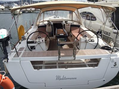 """Oceanis 41 """"Mediterranea"""" - My Sailing Week"""