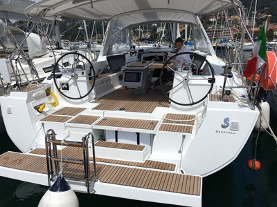 Beneteau Oceanis 45 - My Sailing Week